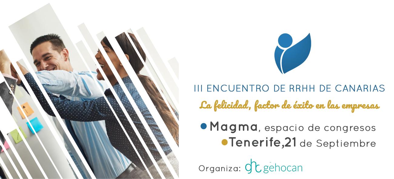 III Encuentro Anual de RRHH de Canarias