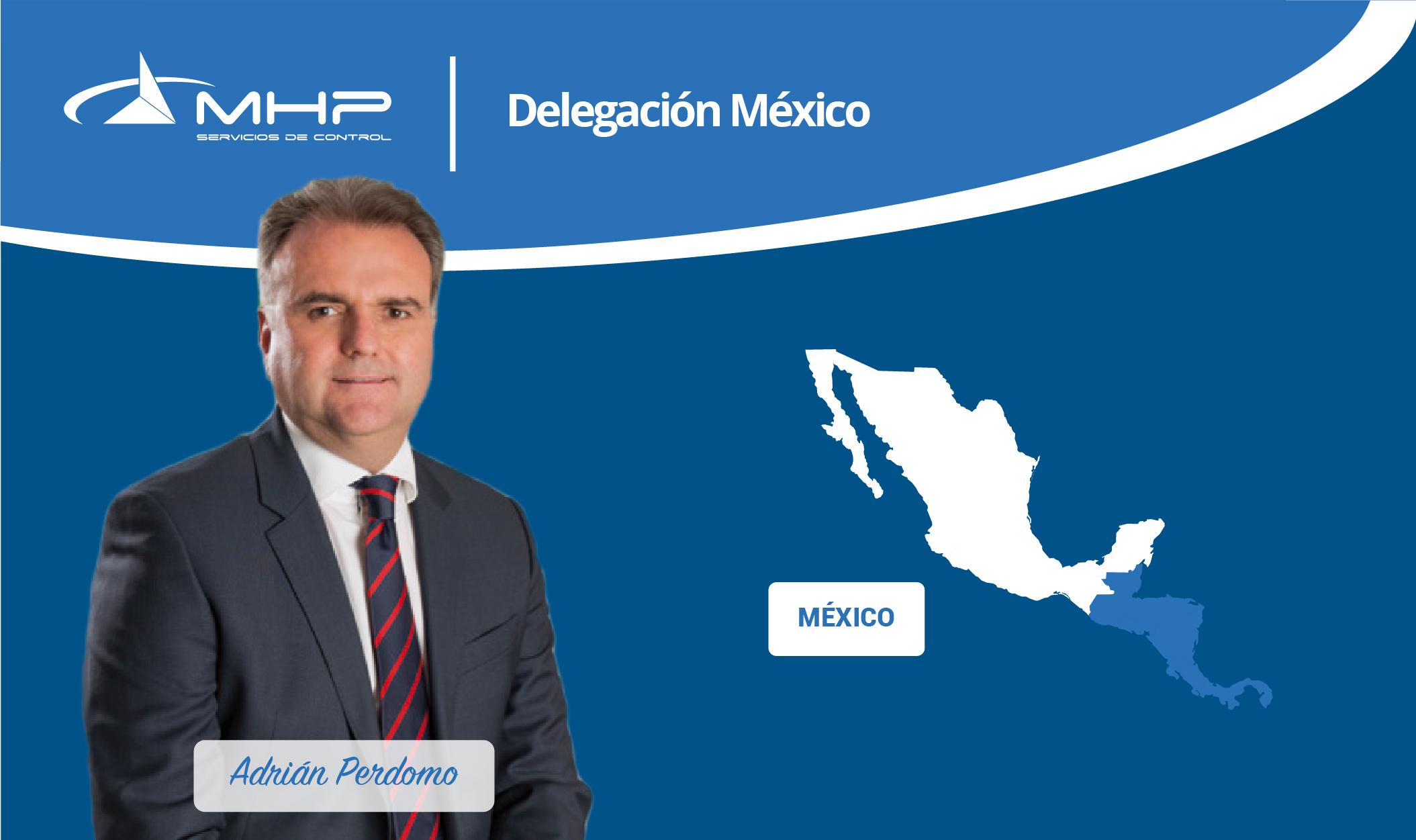 Delegado MHP Servicios de Control en México