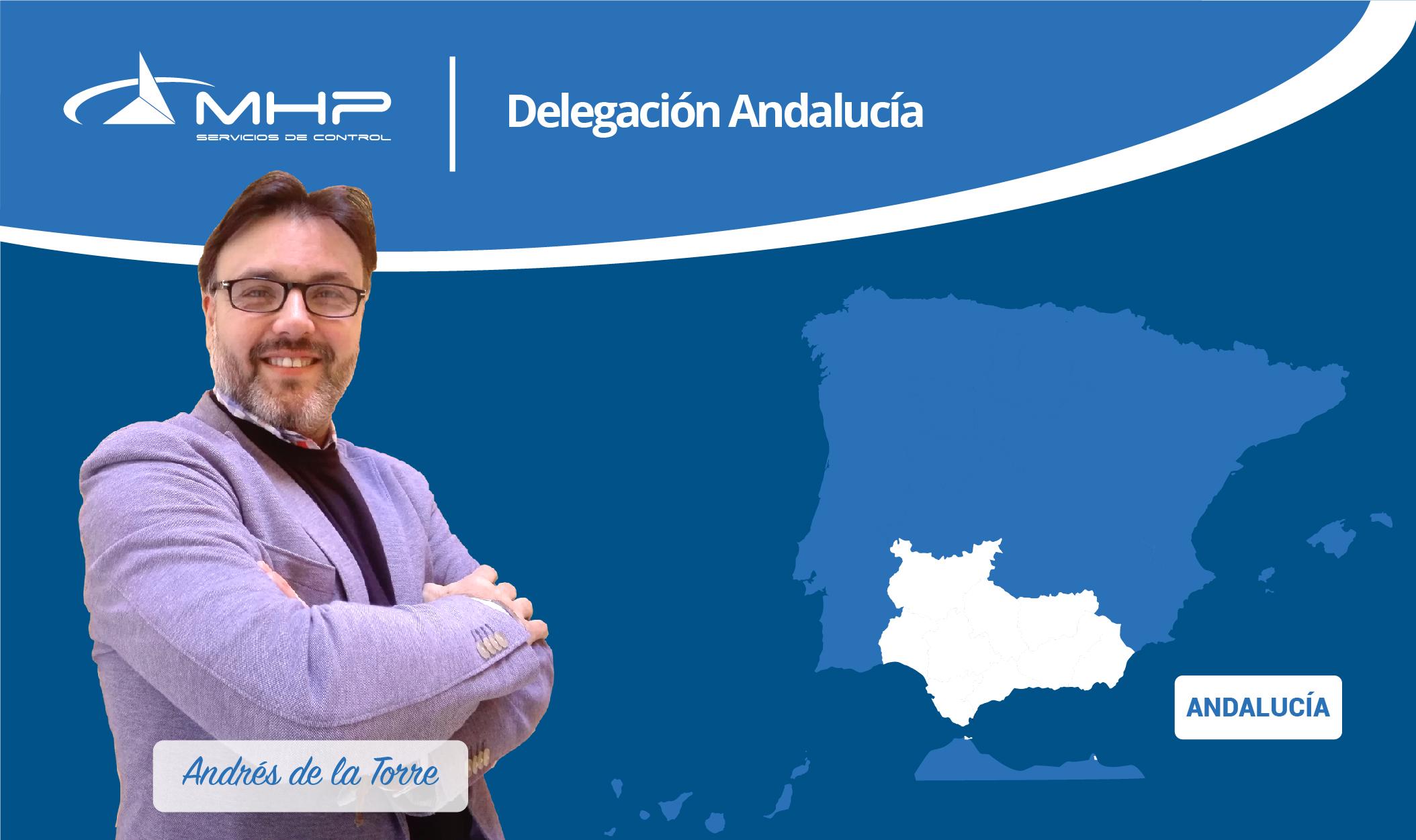 Delegación Andalucía - Andrés de la Torre