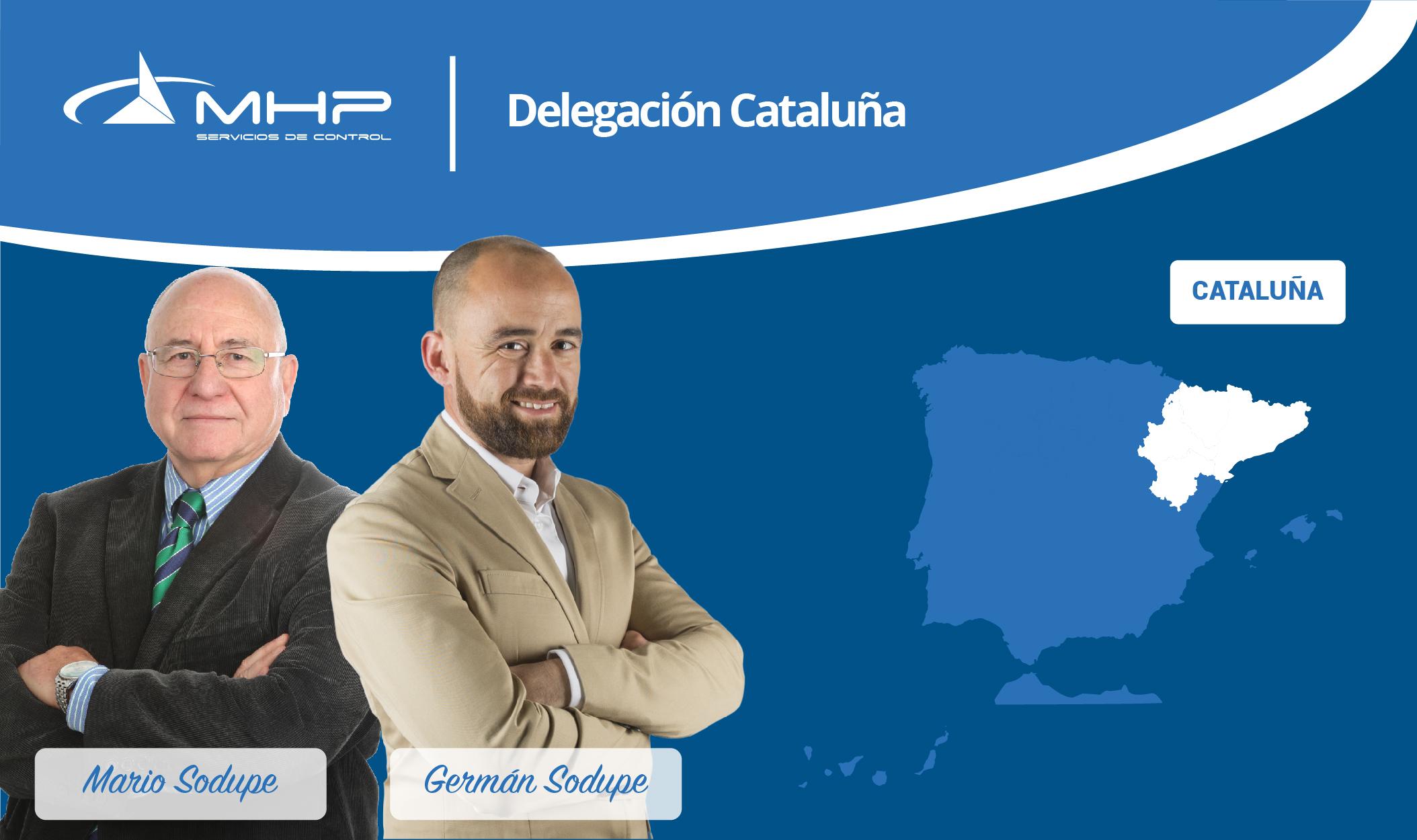 Delegación Cataluña - Mario Sodupe y Germán Sodupe