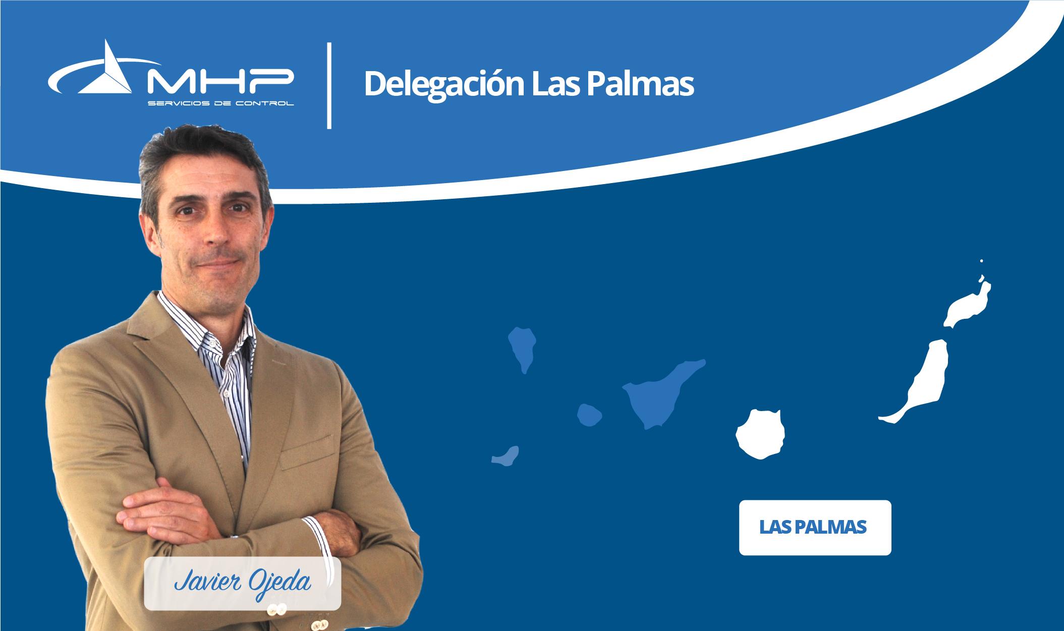 Delegación Canarias, Las Palmas - Javier Ojeda