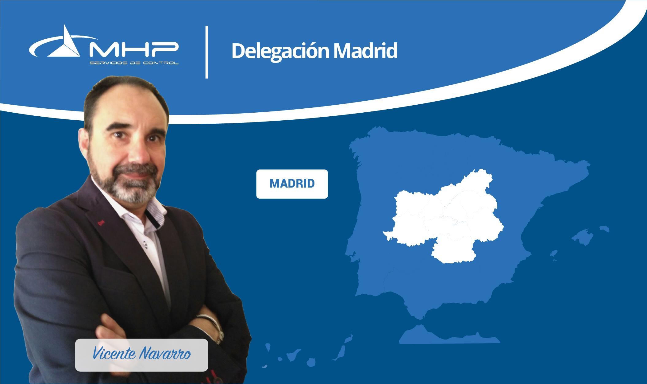 Delegación Madrid - Vicente Navarro