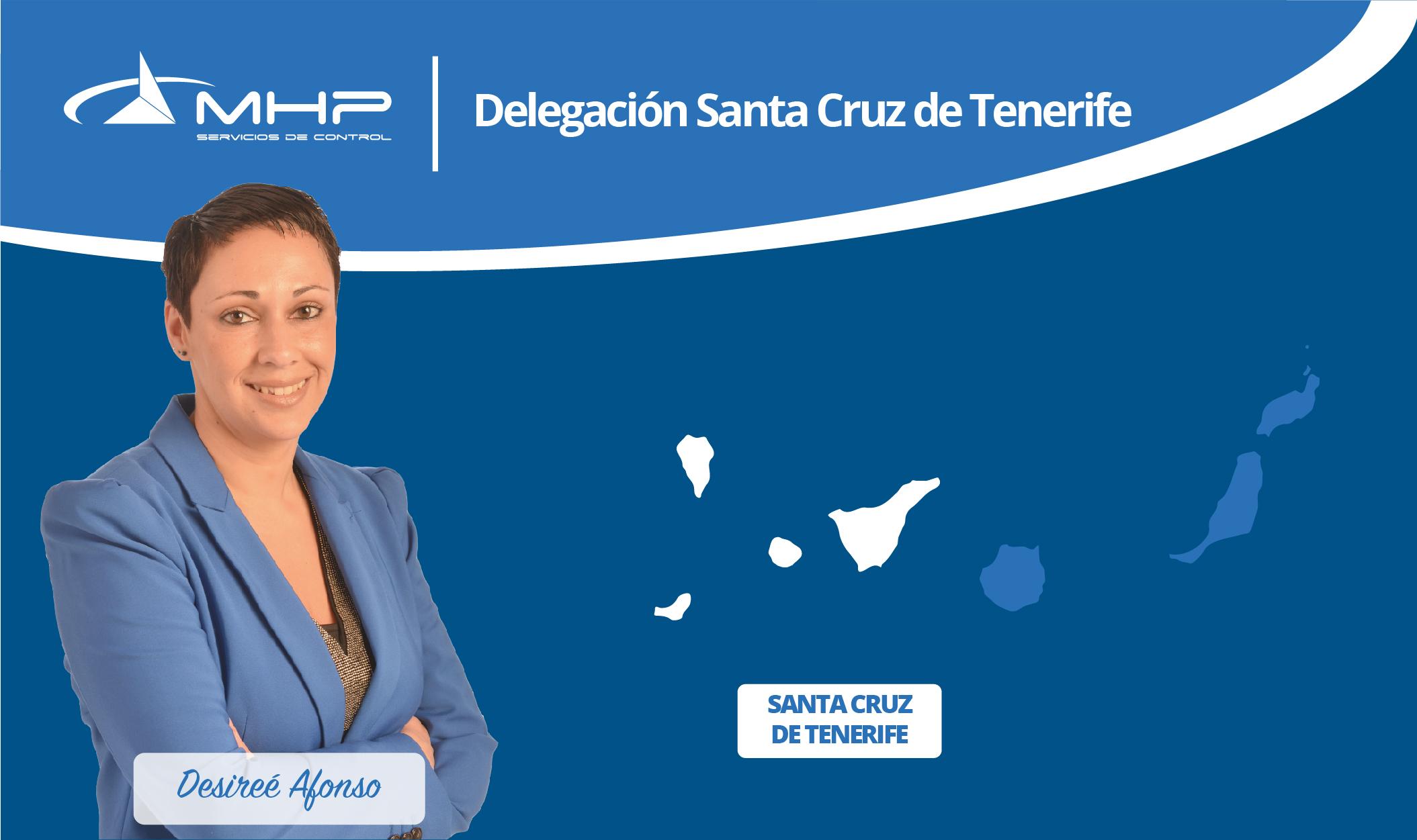 Delegación Canarias, Santa Cruz de Tenerife - Desireé Afonso